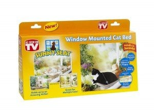 Sunny Seat Cat Window Bed For Cats [REVIEW]