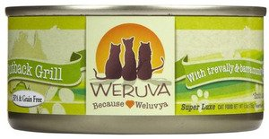 Product Review: Weruva Cat Food, Outback Grill