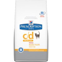 Product Review: c/d Multicare with Chicken Feline by Hill's Prescription Diet