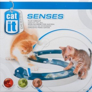 Catit Design Senses – sense stimulating activities for cats