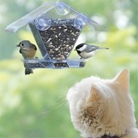 Birdwatching: Enrichment for cats