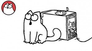"Simon's Cat In ""Cat & Mouse"""