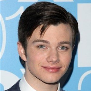 Glee's Chris Colfer adopts a cat