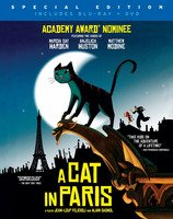 Oscar-nominated 'A Cat in Paris' available on home video