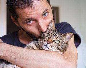 Happy Father's Day All You Cat Daddies!
