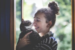 Feeling Cruddy? Grab Your Kitty And Feel The Healing Power Of Cat Purrs