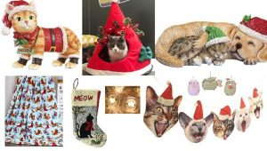 Deck The Paws With These 12 Cat-Inspired Christmas Decorations