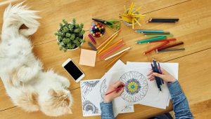 Inspire Your Heart With Art Day: 5 Cat Art Pieces For Your Home